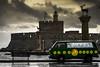 """Flower honey"" Van (rodiann) Tags: rhodes rodi rhodos greece grece sky clouds deer lighthouse dramatic castle beach rain van car yellow green"
