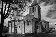 Roman Church (Dan Guimberteau) Tags: charente france francepoitouc poitoucharentes poitoucharentespoitou poitou church roman religious nikon d90 architecture