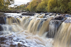Wainwaith foss, Swaledale, Yorkshire Dales National Park. (Wend's photography) Tags: autumn autumnal britain dales england longexposure long exposure lee keld landscape le northyorkshire national park photography outdoor rural river scenery trees uk waterscape waterfall wainwath force