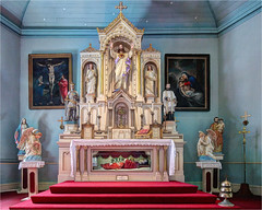 Saint Valentine (ioensis) Tags: saint st valentine old ferdinand shrine catholic church florissant mo missouri national register historic places altar was replica relics artifacts paintings oldestcatholicchurchwestofmississippiriver louis