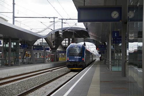 CD Railjet en Graz Hbf