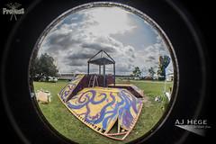 PreHeat 2015 (AJ Hge Photography) Tags: sun clouds canon fun community day florida structure fisheye event burn local lakeland 2015 preheat 60d furtographer ajhegephotography ajhgephotography