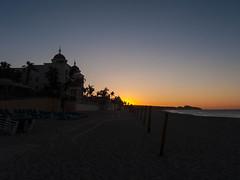 Los Cabos Sunrise (GrillSgt) Tags: beach silhouette sunrise landscape mexico bajacaliforniasur mx cabosanlucas
