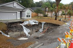 Sinkholes (U.S. Geological Survey) Tags: water florida science freeze damage usgs sinkholes irrigation groundwater naturalhazards