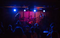 JJUUJJUU at Electric Owl by Steven Sheperd