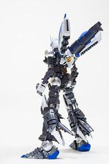 DSC_5775 (KayOne73) Tags: anime macro lens toy robot model nikon ray g amuro hobby mg plastic f micro rey kit 28 mm 60mm nikkor gundam 60 ka chars mecha afs ver bandai gunpla plamo d600 hinu counterattack katoki