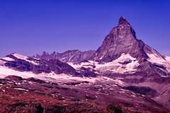 Matterhorn (DigtalGeekLady) Tags: italien italy alps nature berg schweiz matterhorn switerland penninealps