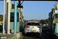 Volkswagen Golf Mk7 Tunisia  2015 (seifracing) Tags: rescue cars car golf volkswagen europe cops traffic britain tunisia crash tunis transport scottish police renault vehicles trucks van 404 emergency passat polizei peugeot spotting recovery tunisie brigade tunisian tunesien seifracing