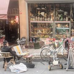 Fameux antiquaires de Beyoglu
