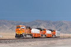 BNSF 5815 LNG Roadshow (MAW Cluster) Tags: newmexico railway bnsf tender lng naturalgas becker