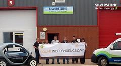 Silverstone SID Banner