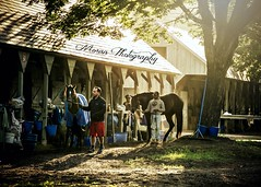 Saratoga (EASY GOER) Tags: summer vacation horses horse ny newyork sports beauty race canon athletics track saratoga competition upstate running racing course event 5d ponies athletes tradition races sporting spa thoroughbred equine exciting thoroughbreds markiii