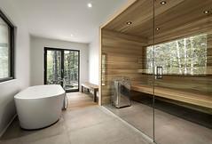Загоородный дом в Канаде от YH2 Architecture