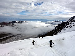 """Over a big crevasse • <a style=""""font-size:0.8em;"""" href=""""http://www.flickr.com/photos/41849531@N04/20265883079/"""" target=""""_blank"""">View on Flickr</a>"""