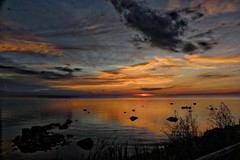 July 12 Sunset King Edward Beach 36
