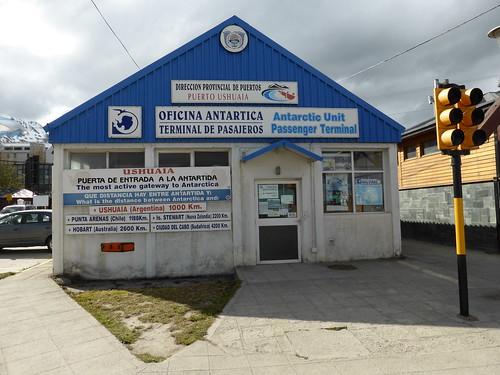 Terminal Antártica