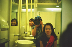 (The Integer Club) Tags: film 35mm yashicaelectro35gt 2016 singapore cousins
