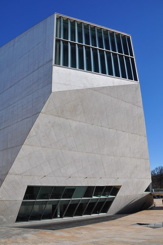 Trip to Porto (Oporto) - Casa da Música