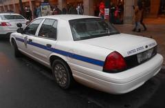 US Park Police Slicktop Crown Victoria (Corde11) Tags: uspp cops cop ford cvpi police