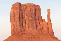 West Mitten Butte (mfeingol) Tags: arizona navajo monumentvalley navajotribalpark westmitten butte
