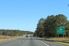 Florida I10eb Exit 136 1 mile