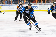 "Missouri Mavericks vs. Wichita Thunder, January 7, 2017, Silverstein Eye Centers Arena, Independence, Missouri.  Photo: John Howe / Howe Creative Photography • <a style=""font-size:0.8em;"" href=""http://www.flickr.com/photos/134016632@N02/31872457560/"" target=""_blank"">View on Flickr</a>"