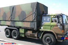 BDQJ09-4061 RENAULT G290 VTL (milinme.myjpo) Tags: frencharmy renault g290 vtl véhicule de transport logistique remorque rm19 trailer bastilleday