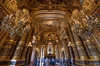 Golden (Abhi_arch2001) Tags: ornamental opulence garnier opera house paris architecture interior foyer craft art ornament gold golden france chandelier