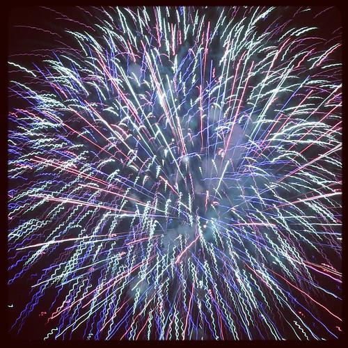 Sparks Fly #EpicFireworks