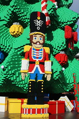 Auckland (ambodavenz) Tags: lego christmas tree aotea square auckland central business district cbd new zealand