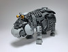 LEGO Mech Hippopotamus-01 (ToyForce 120) Tags: lego robot robots mecha mech mechanic legomech legomoc