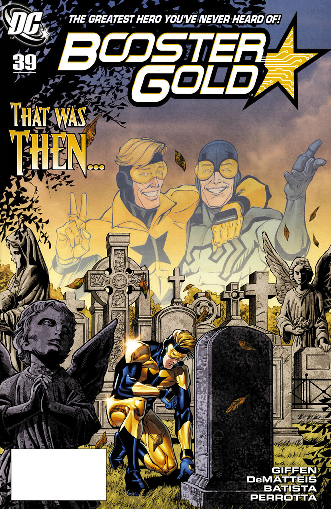 Booster Gold (2007) #39