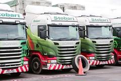 H8478 ME PX65 JFU (Barrytaxi) Tags: eddie eddiestobart stobart energy biomass swindon truckstop scania