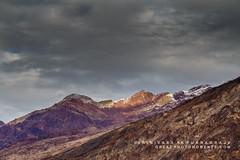 Winter Dreams (rkpunnamraju) Tags: nps nationalforest nationalpark explore sand rock mountains outdoor travel landscape sunset nevada deathvalley storm clouda alpenglow
