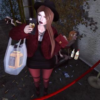{Blog 138} Party Don't Start Till I Walk In