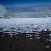Gletscherreste am Gipfel - Uhuru Peak (5.895 m) - 5. Tag am Kilimanjaro