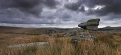 Black Tor (explored) (yadrad) Tags: dartmoor devon dartmoornationalpark tor blacktor moorland moors granite