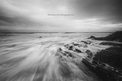 High Tide at Clogherhead (Eimhear Collins) Tags: clogherhead countylouth seascapes hightide