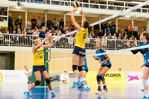 "3. Heimspiel vs. Volleyball-Team Hamburg • <a style=""font-size:0.8em;"" href=""http://www.flickr.com/photos/88608964@N07/32776829736/"" target=""_blank"">View on Flickr</a>"