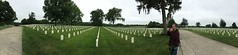 Camp Nelson National Cemetery (Man From Jackson) Tags: panorama cemetery kentucky militarycemetery campnelsonnationalcemetery prestonturner