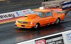 Mustang (Fast an' Bulbous) Tags: santa summer england car bike june race speed drag pod nikon track power outdoor gimp fast strip vehicle nationals motorsport santapod acceleration eliminations d7100 worldcars