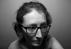 bye 365 (oana-emilia) Tags: selfportrait blackwhite