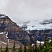 Mount Lefroy and Mount Victoria South Summit (Banff National Park)