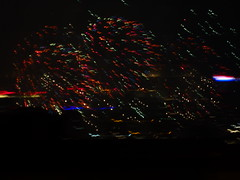 (kristen mckeithan) Tags: new york city nyc blue light red white ny rooftop skyline brooklyn lights check neon day view fireworks manhattan patterns 4th july macys independence streaks 2015 bursts