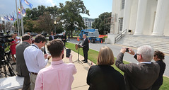 08-11-2014 Governor Bentley discusses Special Session