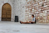 Reading (Giacomo Denanni) Tags: muro wall reading book reader libro leggendo assisi lettore