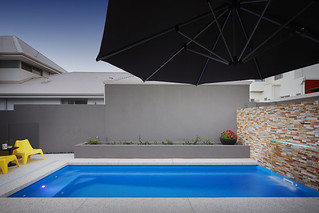 6.2m x 2.8m Monaco Slime Line pool. Churchlands, Perth