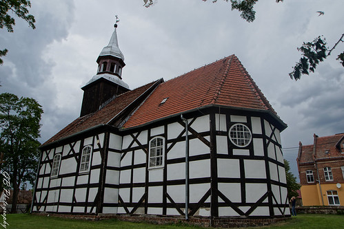 Church in Kalsko