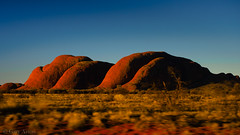 """the olgas at sunset at 100kph • <a style=""""font-size:0.8em;"""" href=""""http://www.flickr.com/photos/44919156@N00/20481922395/"""" target=""""_blank"""">View on Flickr</a>"""