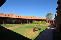 Tigua Indian Cultural Center in El Paso, Texas (Diann Bayes) Tags: tigua indian nativeamerican cultural culture elpaso texas